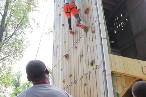 Climbing Tower_Men_Activities