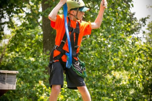 High Ropes_Kids_School Group_Activities