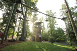 Challenge Adventure_Activities_High Ropes_Summer