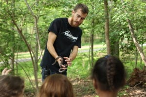 Nature Studies_School Group_Mark_Snake