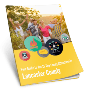 Top Family Attractions in Lancaster 3D Cover